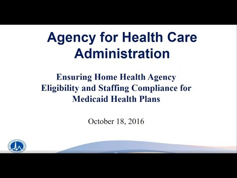 Ensuring Home Health Agency Eligibility & Staffing Compliance for Medicaid Health
