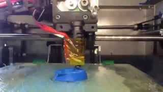 TimeLapse 3D Printing  Mystery Object