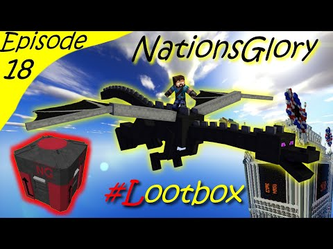 NATIONSGLORY - LOOTBOX ULTIME - 3 GIVEAWAY - EMPIRE BRITANNIQUE - ROYAUME UNI - EarthNG #18