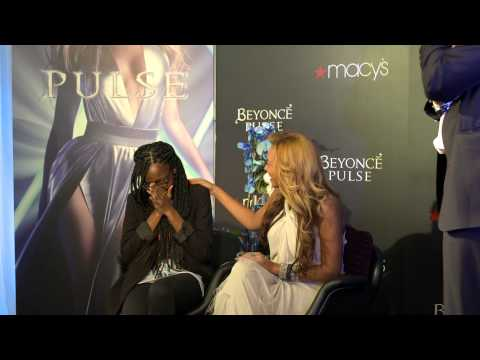 Beyonce Pulse - Macy's event fragrance launch - Official video