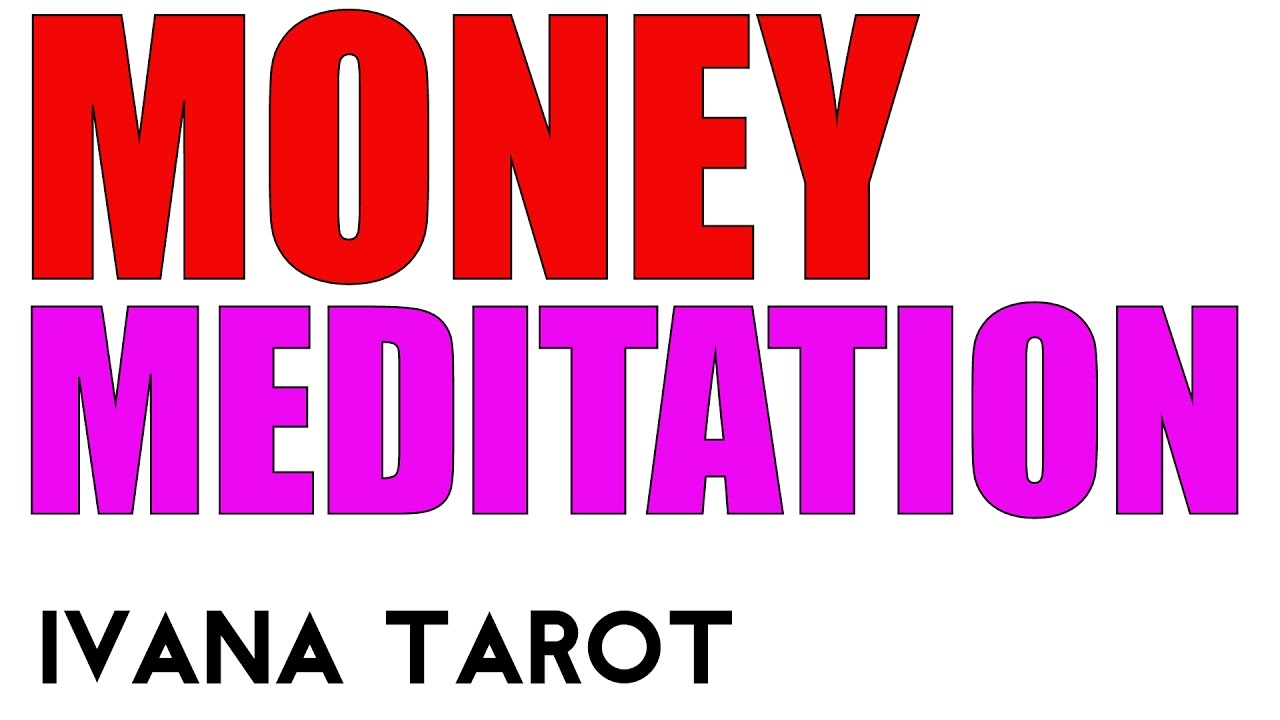 guided meditation to attract money