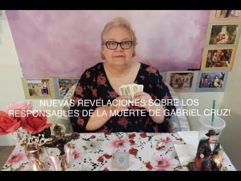 NUEVAS REVELACIONES SOBRE LOS RESPONSABLES DE LA MUERTE DE GABRIEL CRUZ!