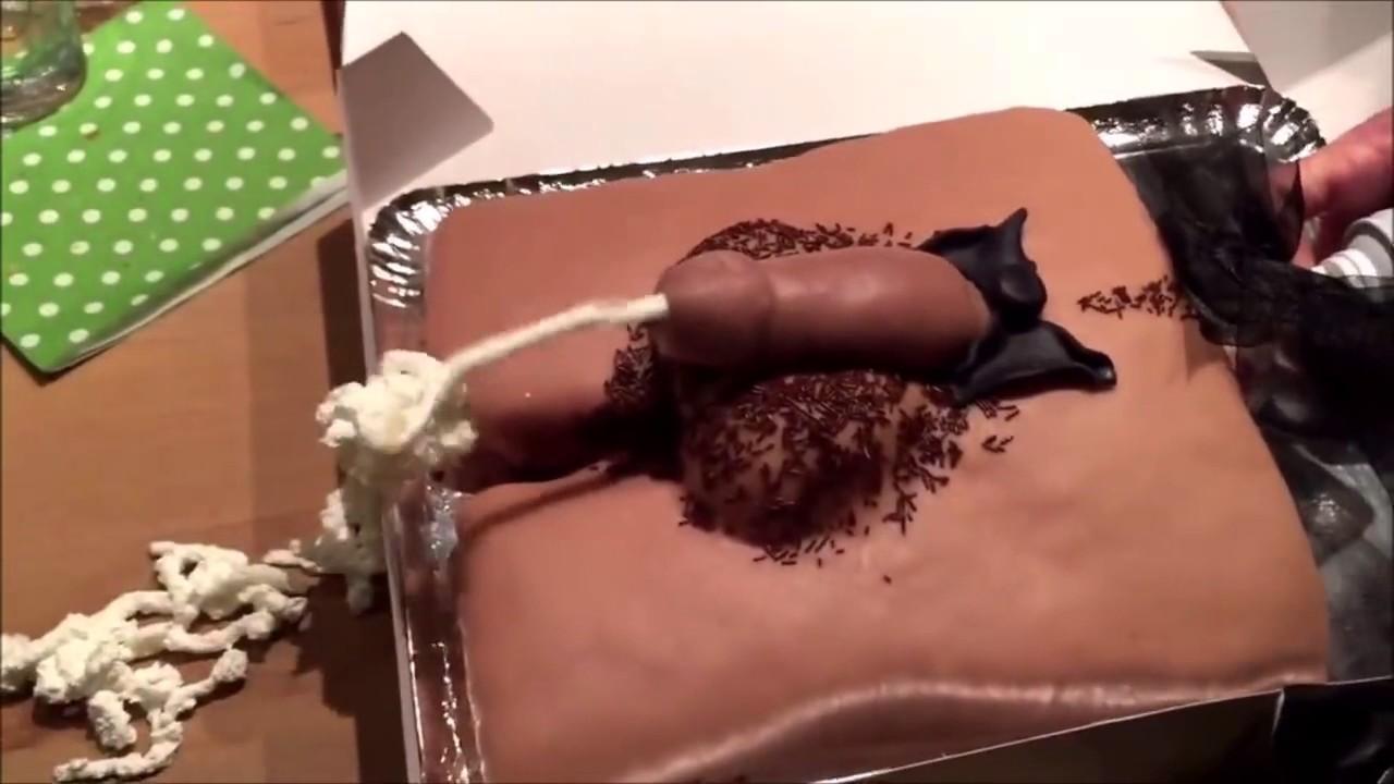 penis spritzt ab