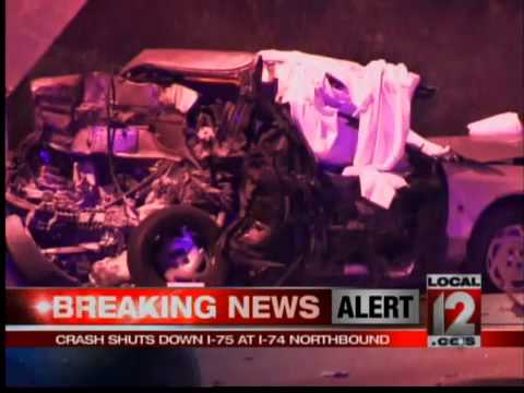 Names Released in Fatal Accident on I-75 Sunday Morning