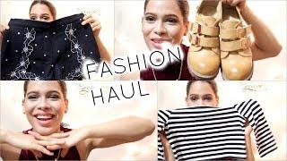 Haul De Moda + Pequeña Charla