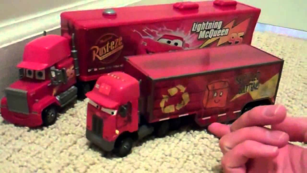 Peterbilt Disney Pixar Cars