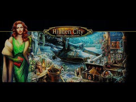 ❄HIDDEN CITY : HIDDEN OBJECT ADVENTURE | MISTRESS OF THE SECRET㊙ SOCIETY | WALKTHROUGH #30