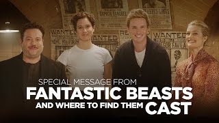 Fantastic Beasts and Where to Find Them UOAP ...