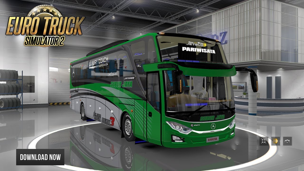 Ets2 1 30 X Jetbus 3 Hdd By Free Project Syndicate Fps Review Download