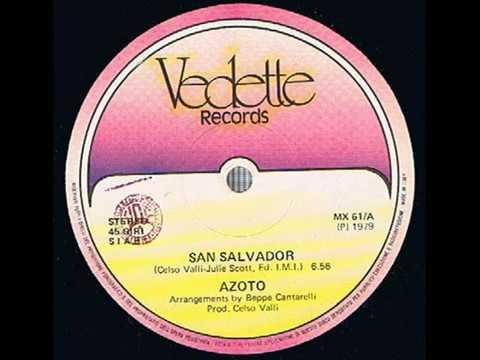 Azoto - San Salvador (Instrumental) 12' 1979.