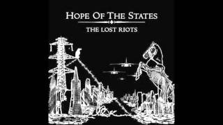 Hope Of The States - The Red The White The Black The Blue