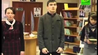 Урок памяти О. Мандельштама во Владимирской гимназии