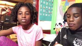 Wigfall kids' reaction | Dr Phil I'm not black | keeping it real