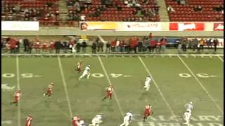 #23 Wyatt Getty DB Highlight 2012