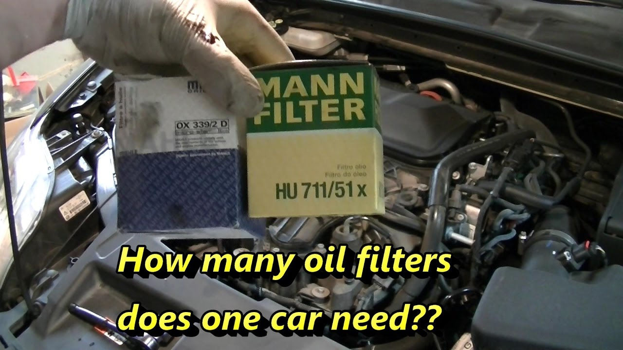 Ford Mondeo Tdci Oil Change Youtube 1996 Powerstroke Fuel Filter Housing