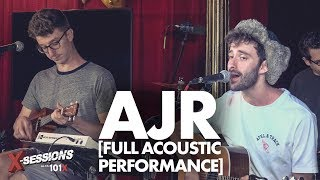 AJR [LIVE Acoustic Performance] | 101X Video