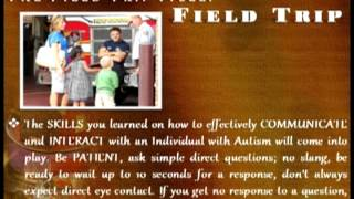 Preparing Individuals with Autism for a Fire Station Field Trip, Ember911.com - Prevent-Educate.org