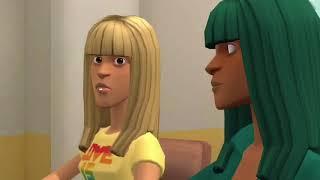 CARTOON : Different Sisters | A Short Cartoon Movie