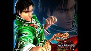 Tekken: Dark Resurrection PSP Playthrough - STORY MODE with LEI WULONG thumbnail