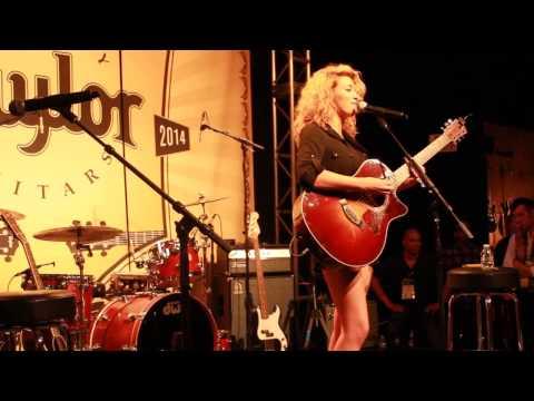 Tori Kelly - Confetti - NAMM 2014 - Taylor Guitars