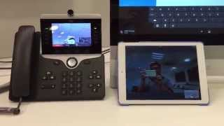 Cisco 8800 (8845 and 8865) Phone Overview