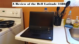 Review of the Dell Latitude 3480