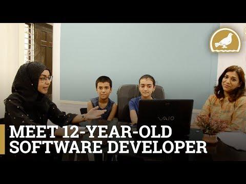 12 year old Zunaira Khan emerges as software developer, budding entrepreneur