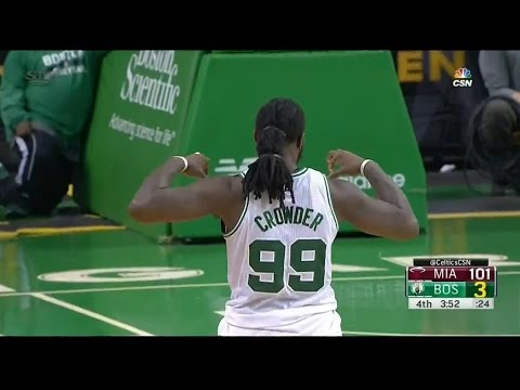 Jae Crowder Highlights vs Miami Heat (25 pts)