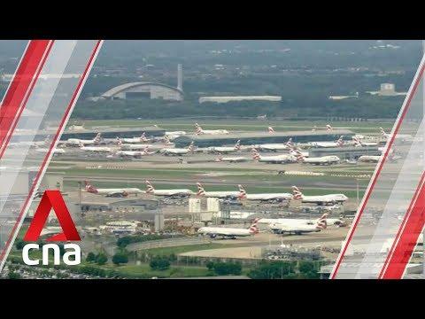 Airlines begin suspending China flights amid coronavirus outbreak
