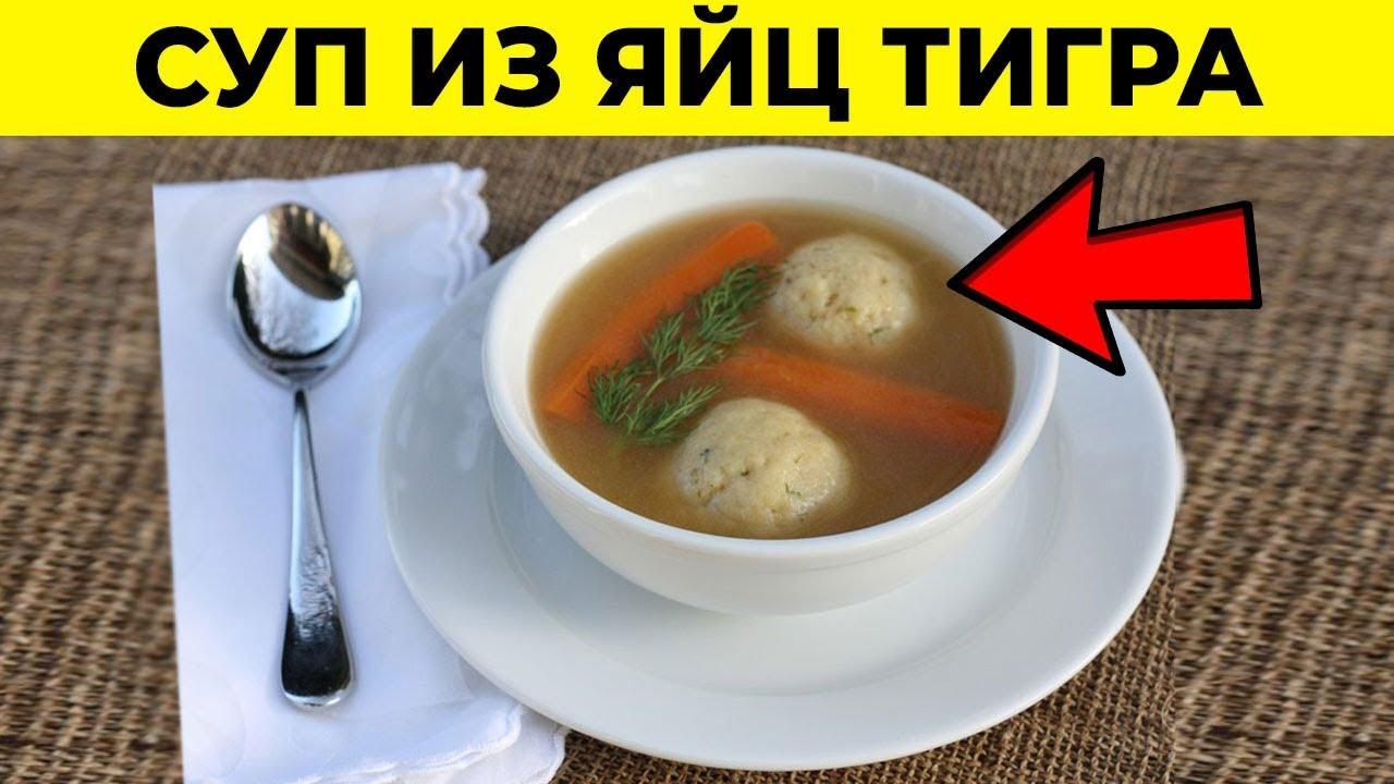 10 Самых Необычных Блюд в Мире