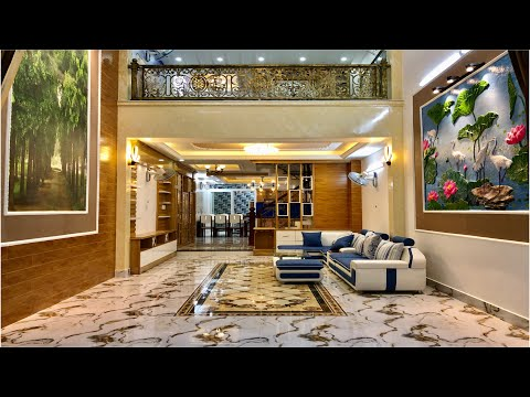 Bán nhà Gò Vấp   4.5m x 20m Mua nhà đẹp đón tết được tặng nội thất tiền tỷ tại Gò Vấp