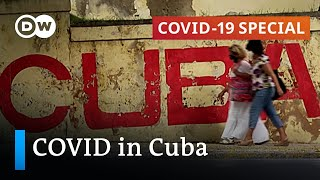 Is Cuba's approach of vaccinating almost everyone with its own vaccine working?