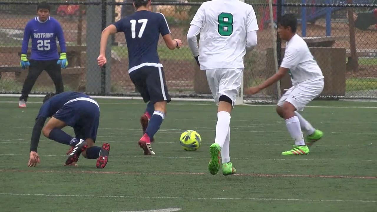 Boys Soccer High Tech High North County Vs Bayfront Charter Youtube