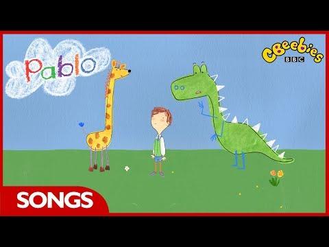 CBeebies Songs | Pablo Theme Tune