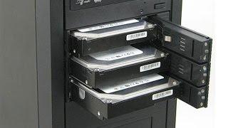 RAID1 - создание программного зеркального диска в Windows 7