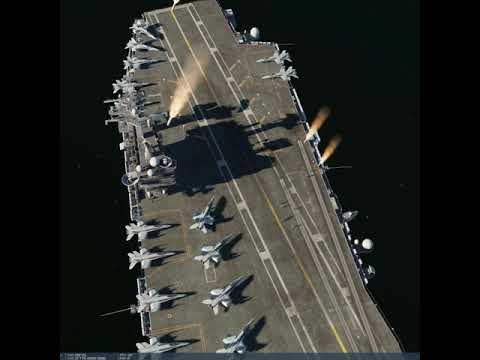 How To Bomb A Carrier Like A Boss | DCS #shorts