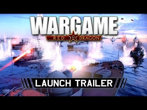 WARGAME RED DRAGON: LAUNCH TRAILER