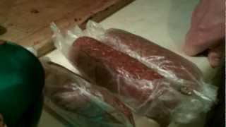 Do It Yourself Deer Processing. How To Make Breakfast Sausage.