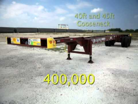 Introduction to Trailer, Chassis and Container Construction and Parts