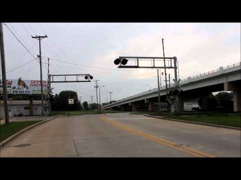 CN Fond Du Lac, WI Action! 06/13/2015