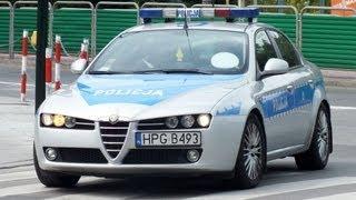 Alfa Romeo 159 (2009) Police Vehicle