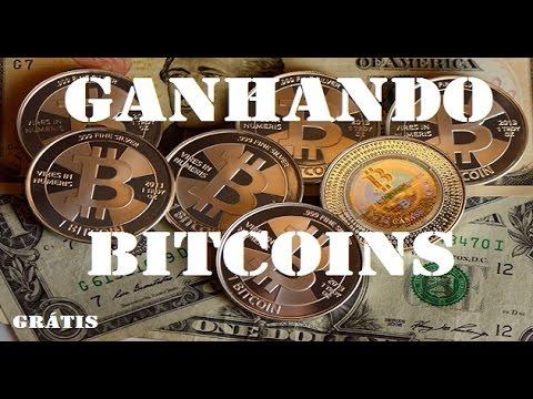BITCOIN - GANHANDO BTC COM SITES TORNEIRA (FAUCETS)
