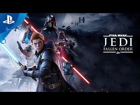 STAR WARS JEDI FALLEN ORDER PS4 JUEGO FÍSICO PARA PLAYSTATION 4