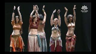 Tribal Fusion Belly Dance L4 at Fleur Estelle Dance School
