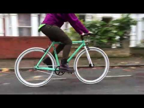 Unboxing Wabi Classic Fixed Gear Frameset! Single Speed Bike Blogger