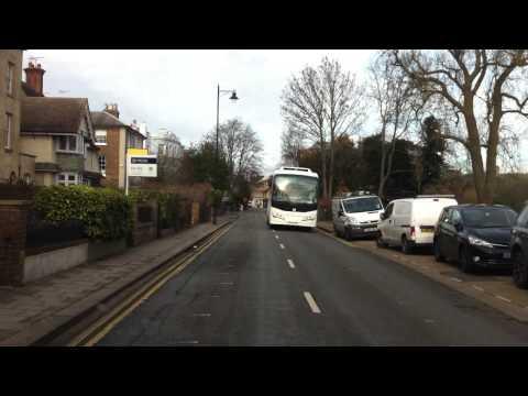 London Streets (496.) - Wokingham - Bracknell - Windsor - Datchet - Harmondsworth