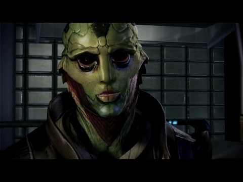 Vidéo Mass Effect 2 : Dialogue avec Thane — rôle de Thane Krios