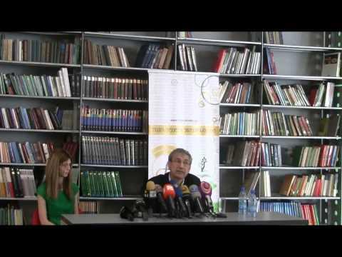 Orhan Pamuk About Niko Pirosmani