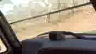 driving a truck along the roper hwy,,,, Thumbnail