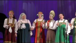 """Гала- концерт """"Расцвела под окошком белоснежная вишня"""""""